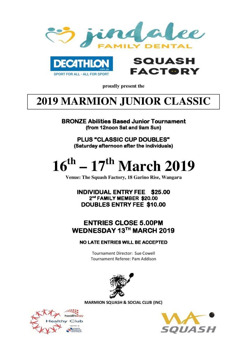 2019 Marmion Junior Squash Classic Poster-page-001