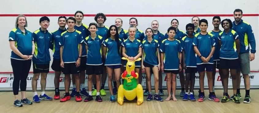 Full Aus Team
